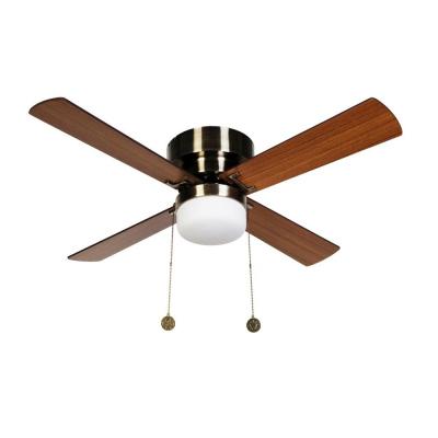 Levné Ventilátory: Reverzní stropní ventilátor na řetízkové ovládání s osvětlením LUCCI AIR NORDIC