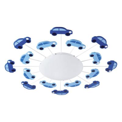 Levné Stropní svítidla: Dětské stropní svítidlo VIKI 1, autíčka
