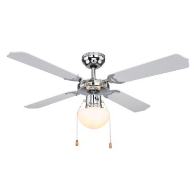 Levné Ventilátory: Stopní ventilátor s řetízkovým ovládáním CHAMPION, černý