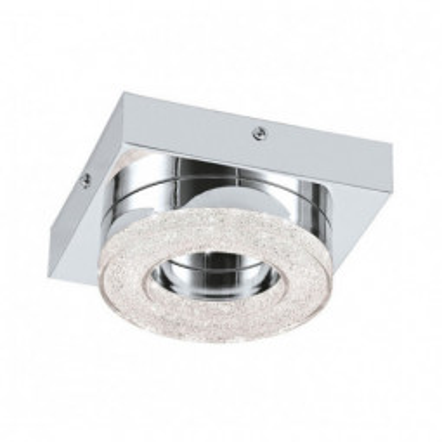 Levné Stropní svítidla: LED Křišťálová stropní bodovka FRADELO