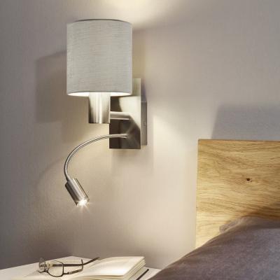 Levné Nástěnná LED svítidla: Nástěnné světlo s LED světýlkem PASTERI, béžové