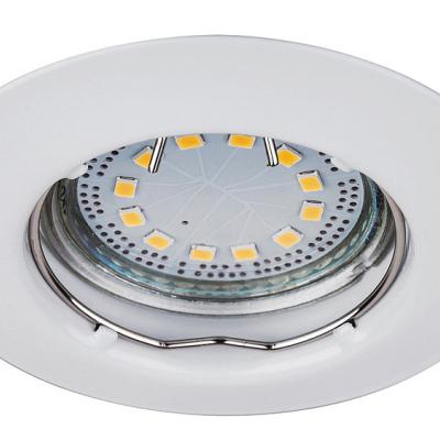 Levné Stropní svítidla: Sada LED podhledových svítidel LITE, 240lm, 3000K, bílé, kulaté