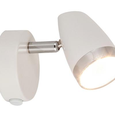 Levné Nástěnná svítidla: Nástěnné LED svítidlo KAREN, bílé