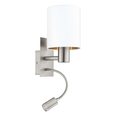 Levné Nástěnná LED svítidla: Nástěnné světlo s LED světýlkem PASTERI, bílé