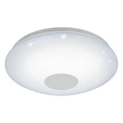 Levné Stropní svítidla: LED stropní osvětlení VOLTAGO 2, 20W, denní bílá, 37,5cm, kulaté