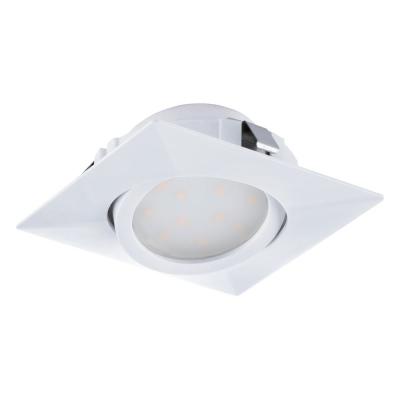 Levné Stropní svítidla: Zápustné bodové LED svítidlo PINEDA, bílé
