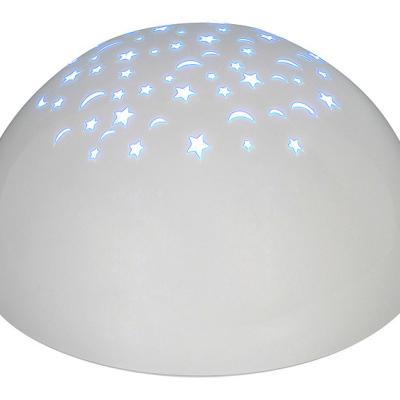 Levné Dětské stolní lampičky: Dětská stolní LED lampička s efektem noční oblohy LINA