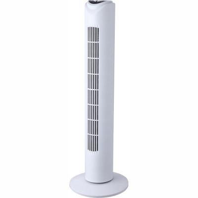 Levné Ventilátory: Stojací ventilátor na dálkové ovládání s funkcí otáčení TOWER 50W/230V
