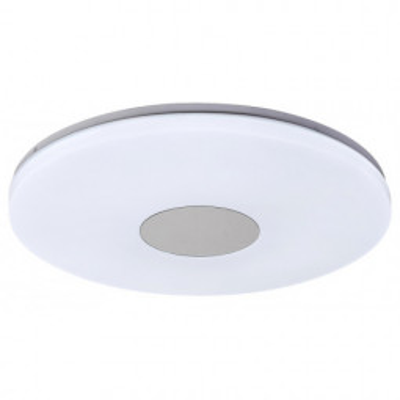Levné Stropní svítidla: Moderní LED stmívatelná stropnice NOLAN, 72W, 3000K-6500K, 45cm, kulatá