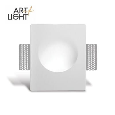 Levné Stropní svítidla: Zápustné bodové osvětlení ALTO, bílé