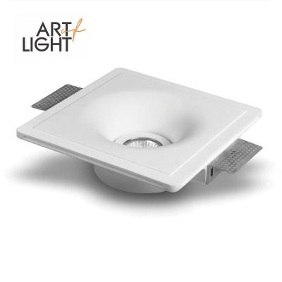 Levné Stropní svítidla: Zápustné bodové osvětlení KAMEA, bílé