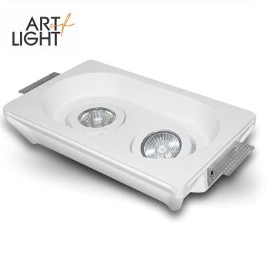 Levné Stropní svítidla: Zápustné bodové osvětlení TUTTO, bílé