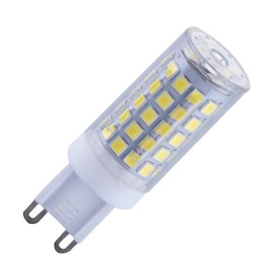 Levné LED žárovky: LED žárovka G9, 5W, teplá bílá, 500lm