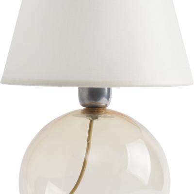 Levné Lampy a lampičky: Moderní stolní lampa GWAYNE, béžová