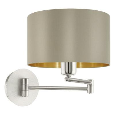Levné Nástěnná svítidla: Elegantní nástěnné světlo MASERLO