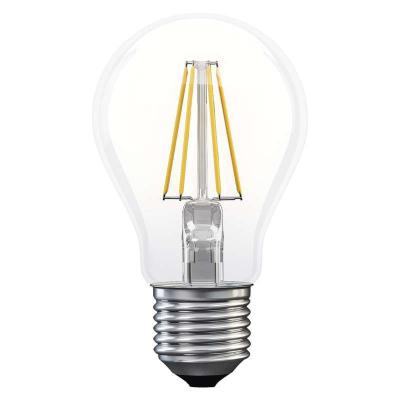 Levné Žárovky a zářivky: LED filamentová žárovka, A60, E27, 8W, 1060lm, neutrální bílá / denní světlo