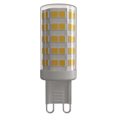 Levné Žárovky a zářivky: LED žárovka CLS JC, G9, 4,5W, neutrální bílá / denní světlo