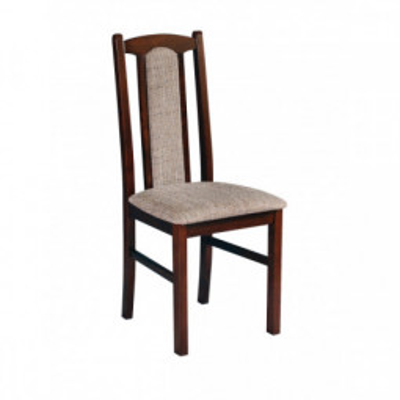 Levné Jídelní židle s eko kůží: Čalouněná jídelní židle Cordelia 6 v mnoha barvách