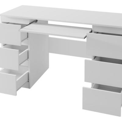 Levné Psací stoly: Psací stůl do dětského pokoje EMOT IV