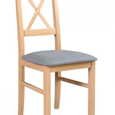 Levné Jídelní židle: Čalouněná jídelní židle Fifi 10