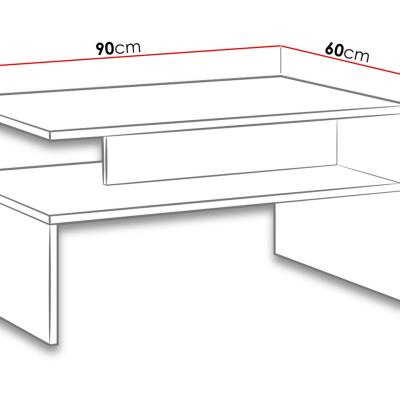 Levné Konferenční stolky: Konferenční stolek do kanceláře Beid I