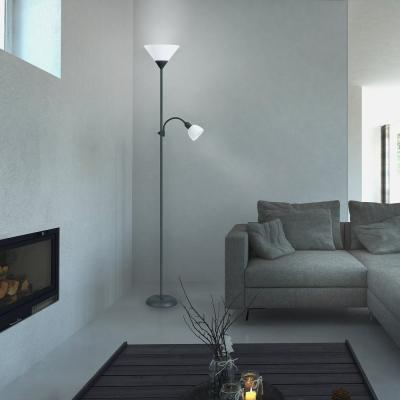 Levné Lampy a lampičky: Podlahová stojací lampa ACTION, černá