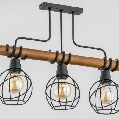 Levné Lustry a závěsná svítidla: Designový závěsný lustr nad jídelní stůl GRAIG