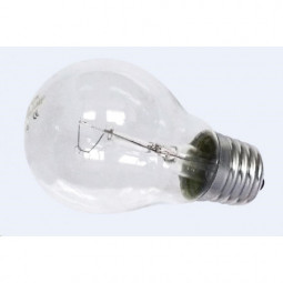 Levné Žárovky a zářivky: Průmyslová stmívatelná žárovka E27, A55, 100W, 1360lm
