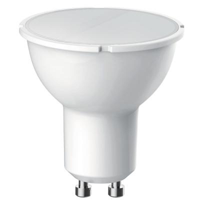Levné LED diodové žárovky: LED žárovka, GU10, 4,7W, teplá bílá