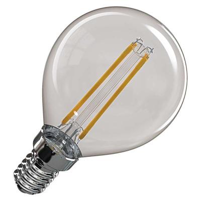 Levné Žárovky a zářivky: LED filamentová žárovka, MINI, 4W, E14, denní bílá