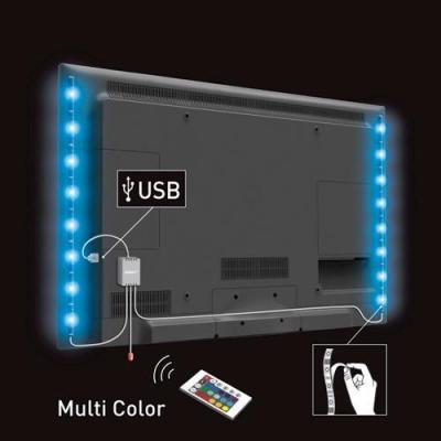Levné Stropní svítidla: Solight LED RGB pásek pro TV,USB