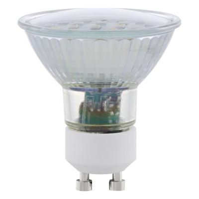 Levné Žárovky a zářivky: SMD-LED žárovka, GU10, 5 W, teplá bílá