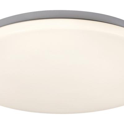 Levné Stropní svítidla: Přisazená LED stropnice EMMETT, 16W, 3000K-6500K, 34cm, kulatá