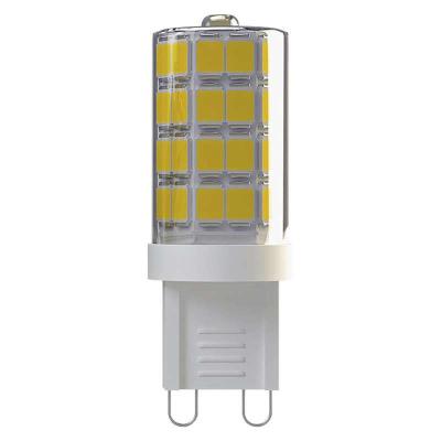 Levné Žárovky a zářivky: LED žárovka CLS JC, G9, 3,5W, teplá bílá