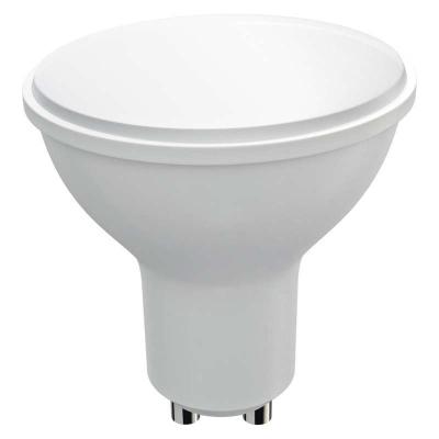 Levné LED žárovky: LED žárovka, GU10, 6W, 420lm, 3000K, teplá bílá