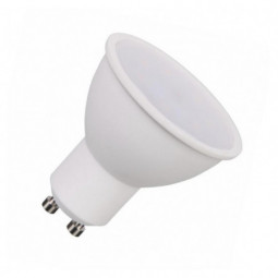 Levné LED žárovky: LED žárovka GU10, 7W, studená bílá