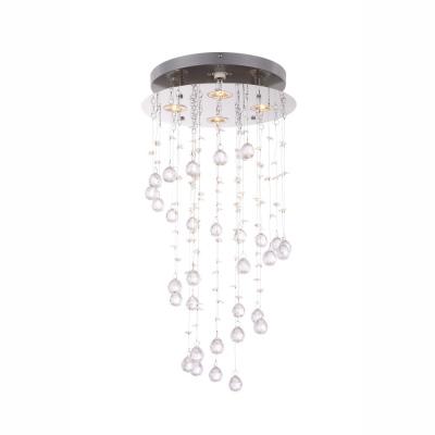 Levné Lustry a závěsná svítidla: LED stropní osvětlení s dekorací ST. TROPEZ