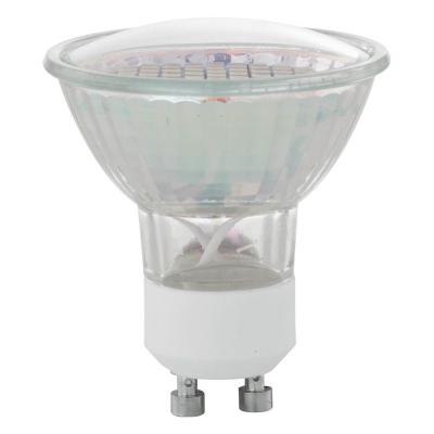 Levné Žárovky a zářivky: Sada 2 x SMD žárovka, GU10, 3 W, teplá bílá