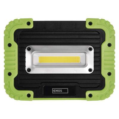 Levné LED reflektory: LED nabíjecí pracovní reflektor, 600lm, 3000 mAh