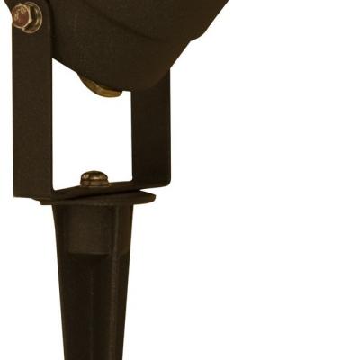 Levné Reflektory: Venkovní reflektor BUSH, černý