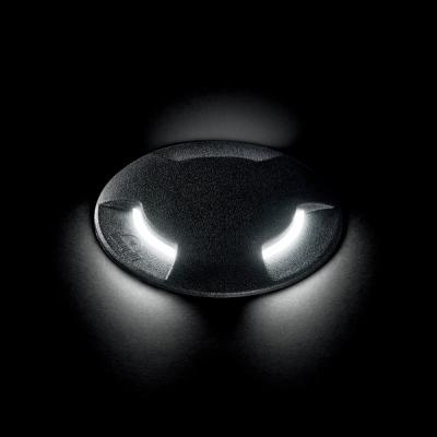 Levné Venkovní LED světla: Venkovní pojezdové LED svítidlo CECILIA, 16cm