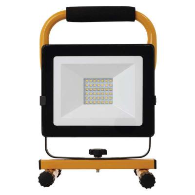 Levné Přenosné lampy: Přenosný LED reflektor, 30W, neutrální bílá