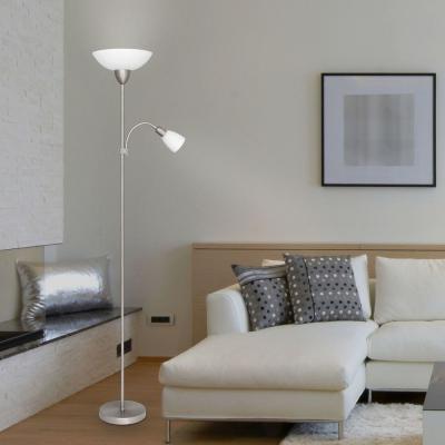 Levné Lampy a lampičky: Podlahová stojací lampa DIANA, chromová