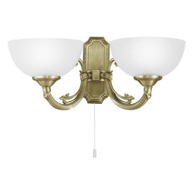 Levné Nástěnná svítidla: Rustikální nástěnné osvětlení SAVOY