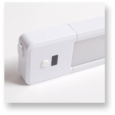 Levné LED zářivková svítidla: LED svítidlo se senzorem pod kuchyňskou linku, 12W, bílé
