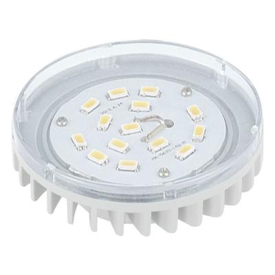Levné Žárovky a zářivky: LED žárovka, GX53, 7 W, teplá bílá