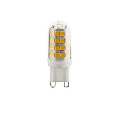 Levné LED žárovky: LED žárovka, G9, 3W, teplá bílá, 280lm