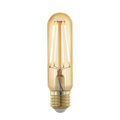 Levné LED diodové žárovky: Retro LED stmívatelná žárovka EGLO, tvar T32, E27, 4W, teplá bílá