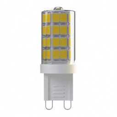 Levné Žárovky a zářivky: LED žárovka CLS JC, G9, 3,5W, neutrální bílá / denní světlo