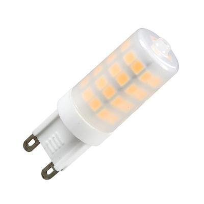 Levné LED žárovky: LED stmívatelná žárovka G9, 4W, teplá bílá, 320lm